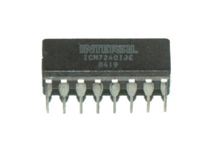INTERSIL ICM7240IJE
