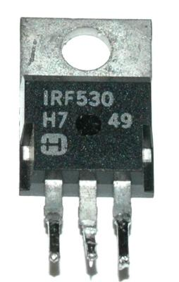 INTERNATIONAL RECTIFIER IRF530