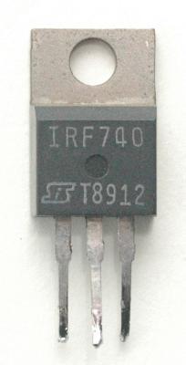 Vishay IRF740