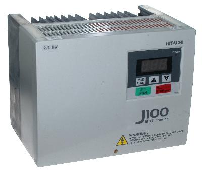 J100-022SFE5 Hitachi, Ltd  Hitachi, Ltd Inverter Drives Precision Zone Industrial Electronics Repair Exchange