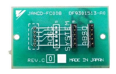 New Refurbished Exchange Repair  Yaskawa CNC Boards JANCD-FC008 Precision Zone