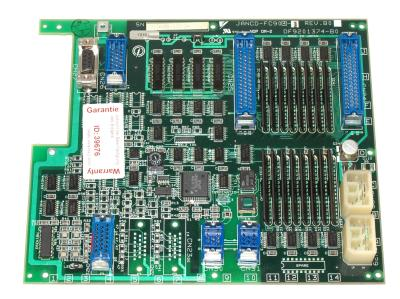 New Refurbished Exchange Repair  Yaskawa CNC Boards JANCD-FC904-1 Precision Zone