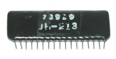 JH-213 Yaskawa - Hybrids