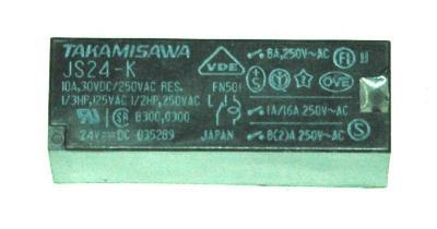 Takamisawa JS24-K-24VDC