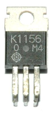 Hitachi Semiconductor K1156