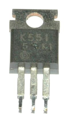 Hitachi Semiconductor K551