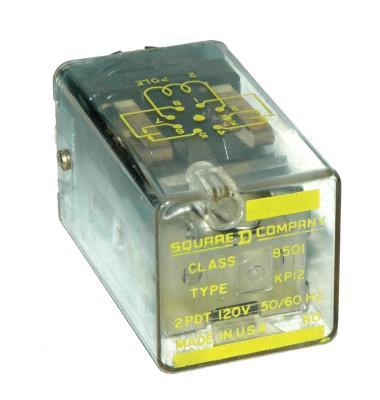Square D KP12-120V