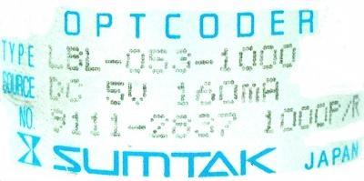 Sumtak LBL-053-1000 label image
