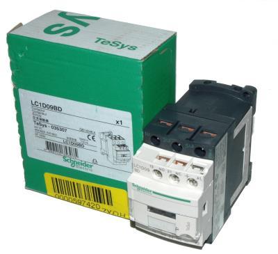 Schneider Electric LC1D09BD