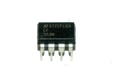 National Semiconductor LF353N