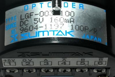 Sumtak LGF-003-100 label image