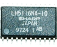 Sharp LH5116NA-10