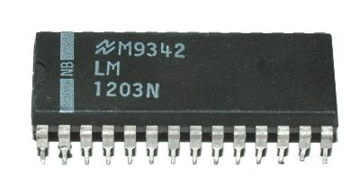 National Semiconductor LM1203N