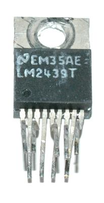 INTERNATIONAL RECTIFIER LM2439T