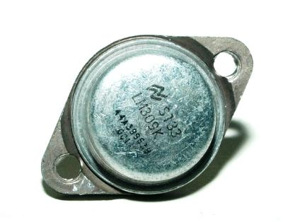 National Semiconductor LM309K