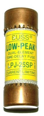 Bussmann LPJ-25SP image