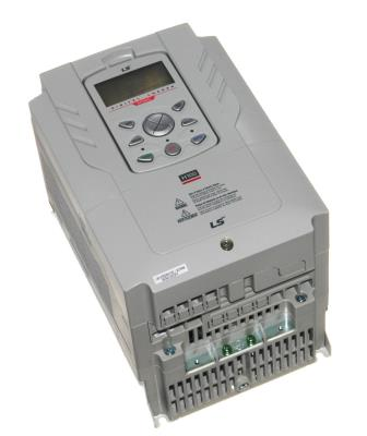 New Refurbished Exchange Repair  LSIS (LG) Inverter-General Purpose LSLV0008H100-2CONN Precision Zone