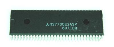 Mitsubishi M37705E2ASP