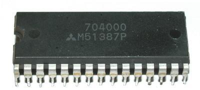Mitsubishi M51387P