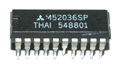 Mitsubishi M52036SP