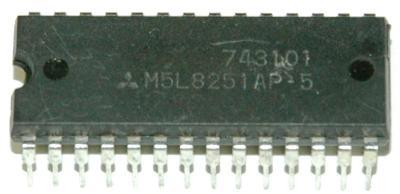 Mitsubishi M5L8251AP-5