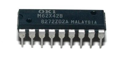 OKI Electric M62X42B