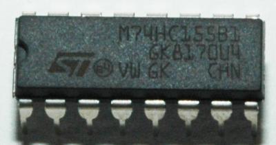 STMicroelectronics M74HC155B1