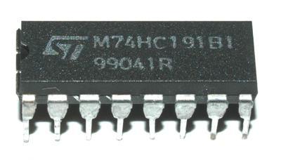 STMicroelectronics M74HC191B1