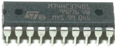 STMicroelectronics M74HC374B1