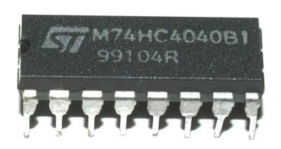 STMicroelectronics M74HC4040B1