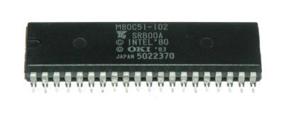 OKI Electric M80C51-102