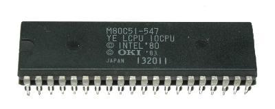 OKI Electric M80C51-547
