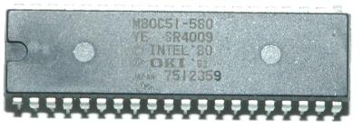 OKI Electric M80C51-580