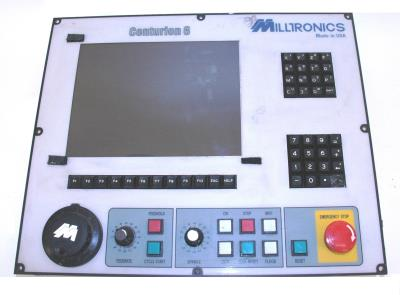MB19-DISPLAYPANEL MILLTRONICS  MILLTRONICS Operating Panels Precision Zone Industrial Electronics Repair Exchange
