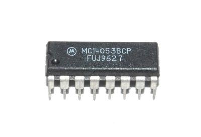Motorola MC14053BCP