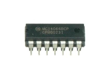 ON Semiconductor MC14066BCP