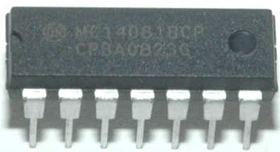 ON Semiconductor MC14081BCP