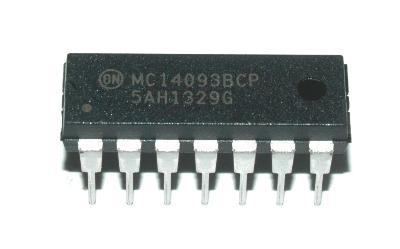 ON Semiconductor MC14093BCP