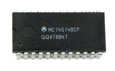 Motorola MC14514BCP