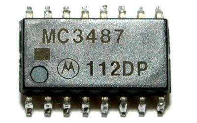 Motorola MC3487