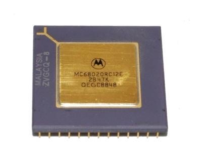 Motorola MC68020RC12E
