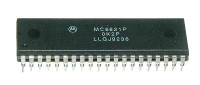 Motorola MC6821P