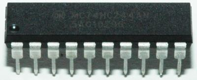 ON Semiconductor MC74HC244AN