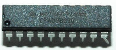 ON Semiconductor MC74HC374AN