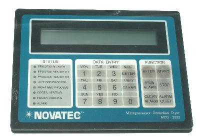 Novatec MCD-3000