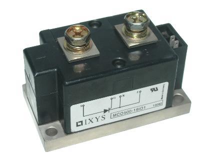 IXYS CORPORATION MCO500-16IO1