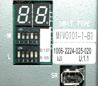 Okuma MIV0101-1-B1 label image