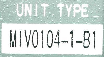 Okuma MIV0104-1-B1 label image