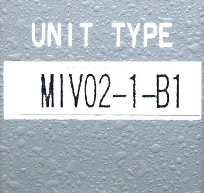 Okuma MIV02-1-B1 label image