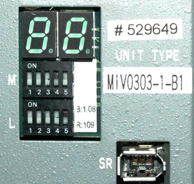 Okuma MIV0303-1-B1 label image